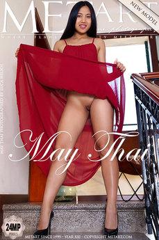 Met Art - May Thai - Presenting May Thai by Luca Helios