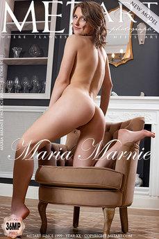 MetArt - Maria Marnie - Presenting Maria Marnie by Tora Ness