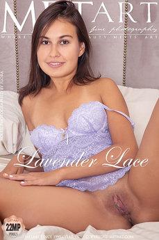 MetArt - Soleil - Lavender Lace by Flora