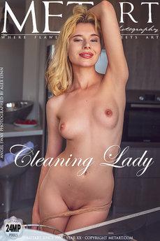 MetArt - Angel Sway - Cleaning Lady by Alex Lynn