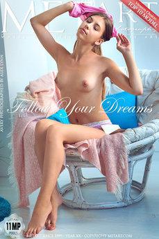 MetArt - Avery - Follow Your Dreams by Alex Lynn
