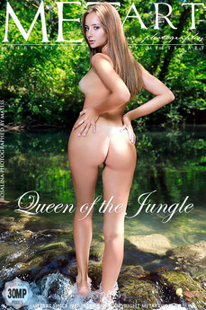 Met Art - Rosalina - Queen of the Jungle by Matiss