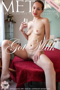 MetArt - Megan Muse - Got Milk by Rylsky