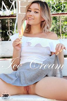 MetArt - Angelina Ash - Ice Cream by Fabrice