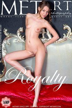 MetArt - Nikia A - Royalty by Rylsky
