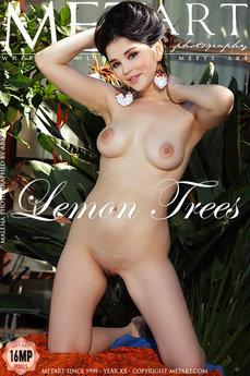 MetArt - Malena - Lemon Trees by Arkisi