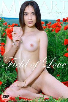 MetArt - Gabriele - Field Of Love by Matiss