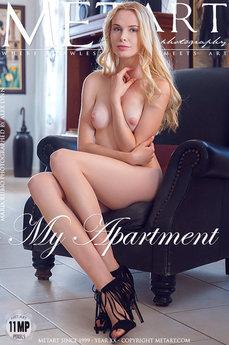 MetArt - Maria Rubio - My Apartment by Alex Lynn