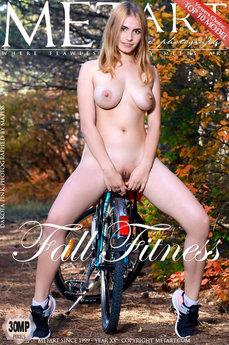 MetArt - Dakota Pink - Fall Fitness by Matiss
