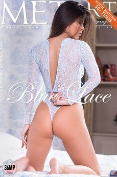 MetArt - Zelda B - Blue Lace by Karl Sirmi