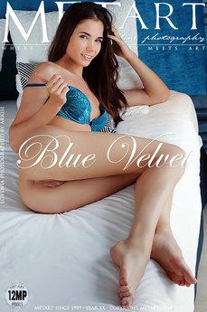 MetArt - Lovenia Lux - Blue Velvet by Arkisi