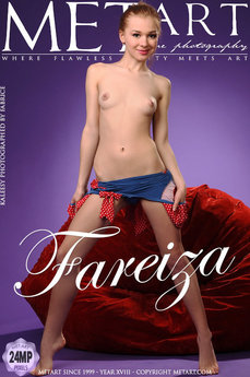 MetArt - Kaleesy - Fareiza by Fabrice