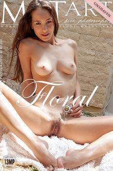 MetArt - Megan Muse - Floral by Rylsky