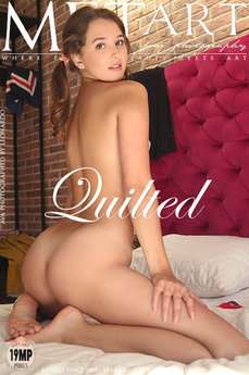 MetArt - Ava - Quilted by Leonardo