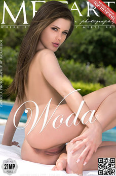 6 MetArt members tagged Caprice A and erotic images gallery Woda 'incredibly sexy'