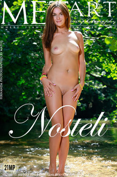 Met Art Nosteli erotic images gallery with MetArt model Fernanda