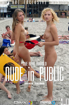 Real World: Nude In Public