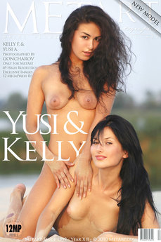 Presenting Yusi & Kelly