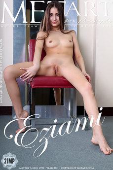 MetArt Anna AK Photo Gallery Eziami by Albert Varin
