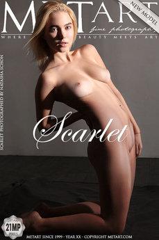 Presenting Scarlet