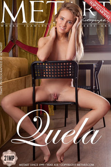 Met Art Quela nude photos gallery with MetArt model Tempe