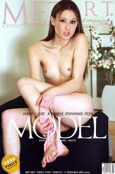Jassie: Just A Simple Stunning Teen Model