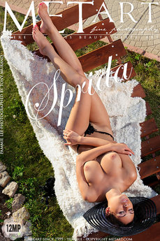 MetArt Pammie Lee Photo Gallery Sprida by Tony Murano