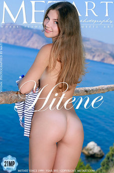 5 MetArt members tagged Vivian and nude photos gallery Hitene 'great poses'
