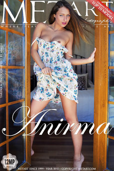 Met Art Anirma erotic images gallery with MetArt model Yarina A