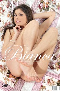 MetArt Bianca D Photo Gallery Presenting Bianca Leonardo