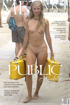Nude In Public - Real Nudist Amateurs
