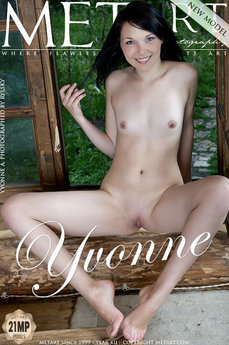 MetArt Yvonne A Photo Gallery Presenting Yvonne Rylsky