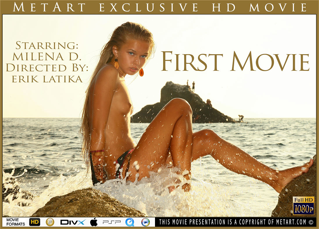 milena d first movie