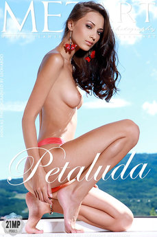MetArt Anna AJ Photo Gallery Petaluda Leonardo