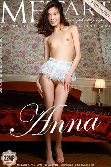 Presenting Anna Aki