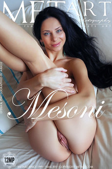 Met Art Mesoni nude photos gallery with MetArt model Lydia A