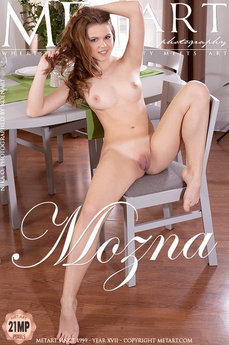 Met Art Mozna nude photos gallery with MetArt model Nika O
