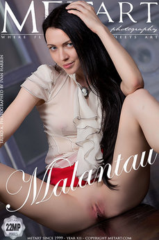 MetArt Liuko A Photo Gallery Malantau by Ivan Harrin