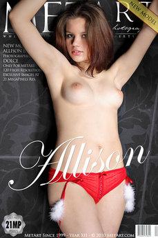 Presenting Allison