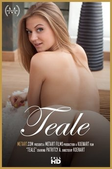 MetArt Gallery Teale with MetArt Model Patritcy A
