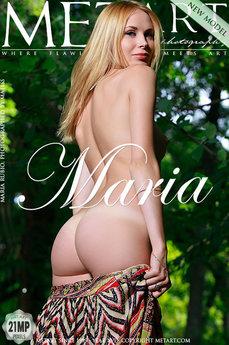 Presenting Maria Rubio