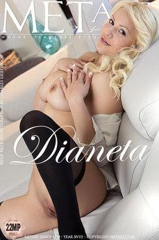 Met Art Dianeta nude pictures gallery with MetArt model Kylie Page