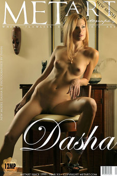 MetArt Dasha K Photo Gallery Presenting Dasha by Pasha
