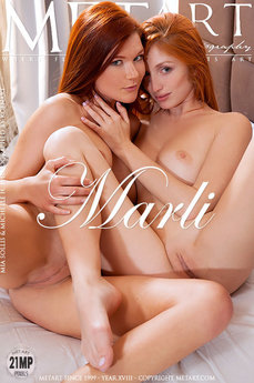 MetArt Gallery Marli with MetArt Models Mia Sollis & Michelle H