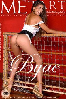 Met Art Byae naked pictures gallery with MetArt model Lorena B