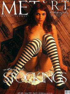 Striped Stockings