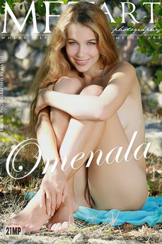 MetArt Genevieve Gandi Photo Gallery Omenala by Matiss