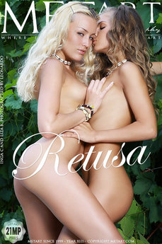 MetArt Inga C & Liza B Photo Gallery Retusa by Leonardo