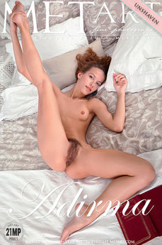 Met Art Adirma naked pictures gallery with MetArt model Dennie
