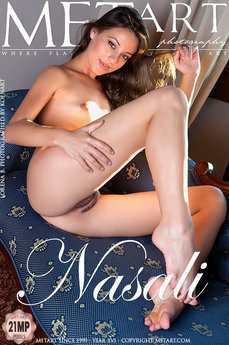 MetArt Gallery Nasali with MetArt Model Lorena B